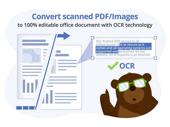 PDFBEAR All in One PDF Software