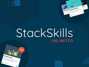 StackSkills Unlimited Lifetime Access 1000+ Premium Online Courses